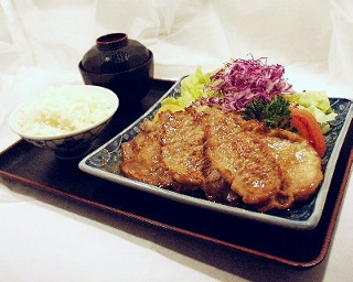 Where to find halal food in Japan ? Teishoku